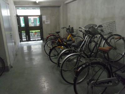 Scena Mの駐輪スペース★
