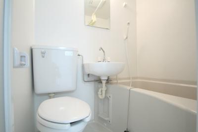 【浴室】柏葉マンション