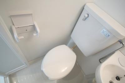 【トイレ】柏葉マンション