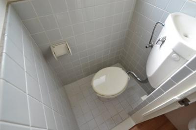 【トイレ】植野マンション