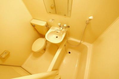 【浴室】サニーハイツ(大宮町1丁目)