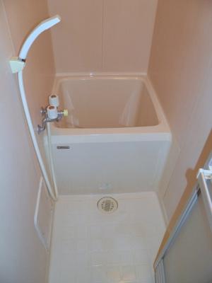 【浴室】岩井田荘