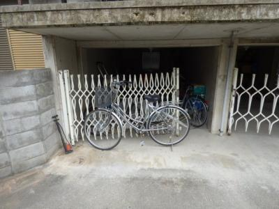 【駐車場】吉田貸家