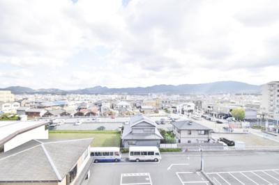 【展望】セブンフロアハイツ