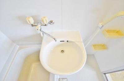 【洗面所】セブンフロアハイツ