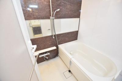 【浴室】ラ クレシェンテ
