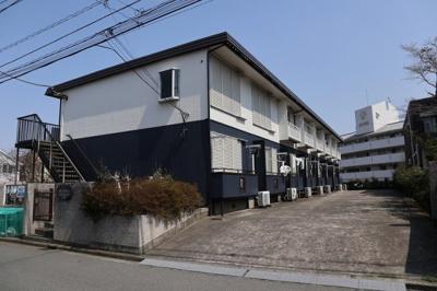 【積水ハウスの賃貸住宅シャーメゾン】東急田園都市線「江田」駅より徒歩圏内!2沿線利用可能で便利な2階建てアパートです☆