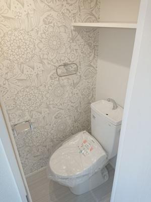 【トイレ】AVAND王子神谷