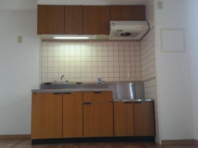 【キッチン】レジデンスOGAWA