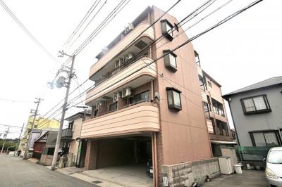 【外観】六甲ハイツUEDA