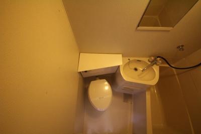 【トイレ】六甲ハイツUEDA