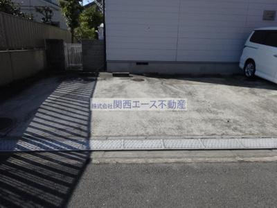 【駐車場】エステートピア中野