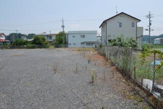【外観】勝田郡勝央町黒土 事業用地448坪
