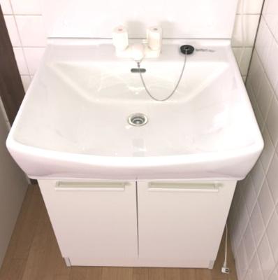 【独立洗面台】ハイツ安達
