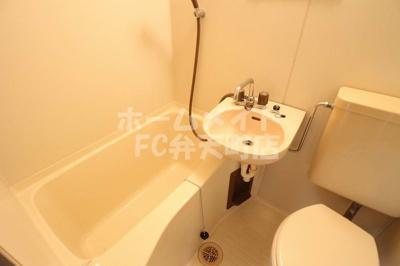 【浴室】ハイツ番屋