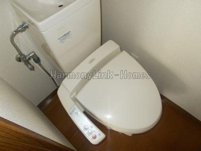 アーバンプレイス椎名町のトイレ★
