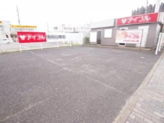 【駐車場】山和 北口店舗