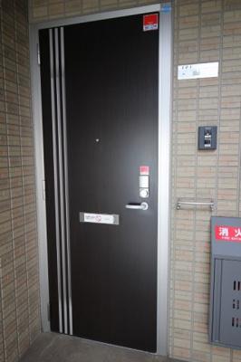 【エントランス】フルーレB棟