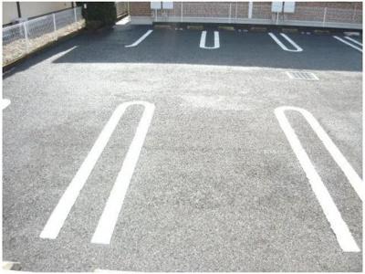 【駐車場】クレメントA