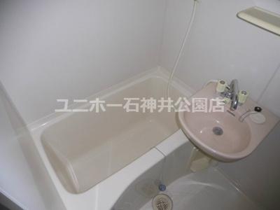 【浴室】ドミール石神井