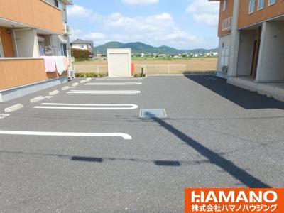 【駐車場】クレメントパークC