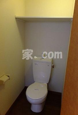 【トイレ】レオパレスオリーブハウスⅡ(25517-203)