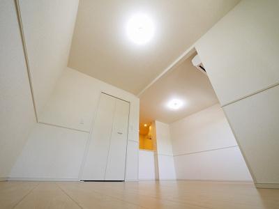 室内階段です。