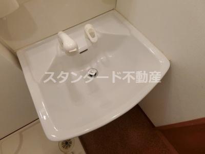 【独立洗面台】コンフォート松ケ枝Ⅱ