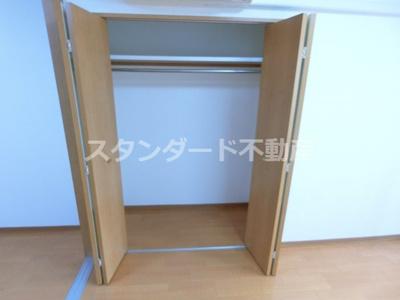 【収納】コンフォート松ケ枝Ⅱ