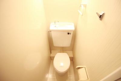 トイレです(セパレートタイプ)
