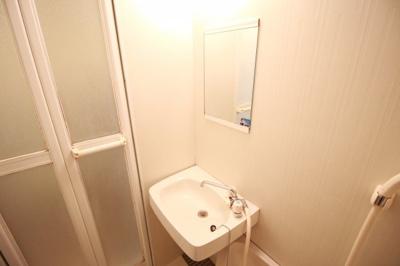 バスルーム内洗面所