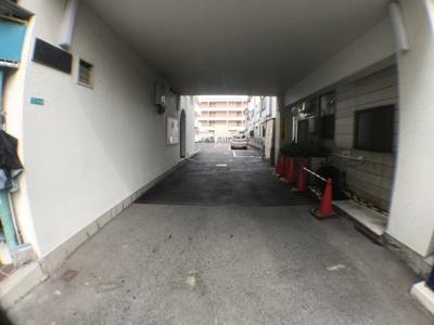 【エントランス】ハーベスト