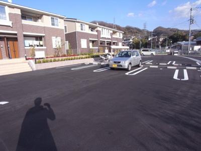 【駐車場】CASA Fk