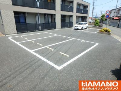【駐車場】サンクチュアリⅤ