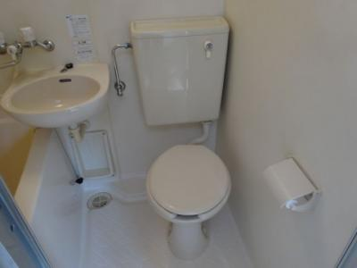 【トイレ】小西ハイツ