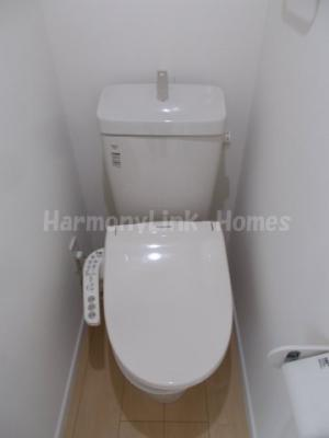 フェリスラビットのトイレも気になるポイント(同一仕様写真)