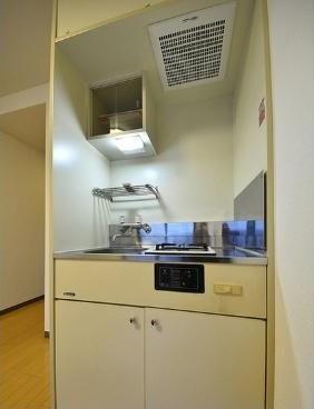 【キッチン】カルチェブラン恵比寿