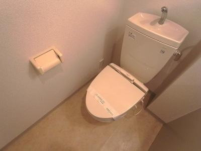 【トイレ】クレアール神戸