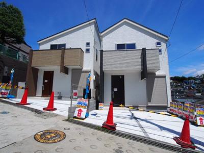 横浜市保土ケ谷区初音ケ丘の全3棟の新築分譲住宅です。