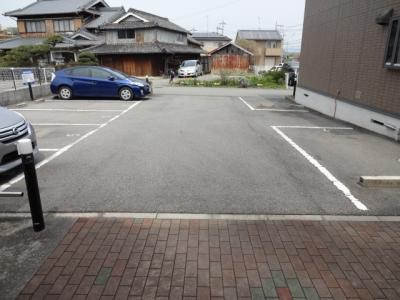 【駐車場】サンパティークB