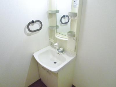 【洗面所】サンパティークB