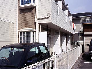 【外観】レオパレス稲葉荘