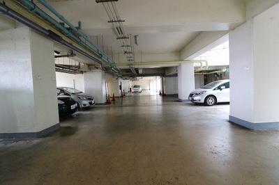 【駐車場】首里ハイム観音堂前