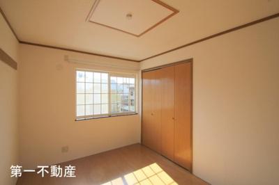 【洋室】ジュアン壱番館