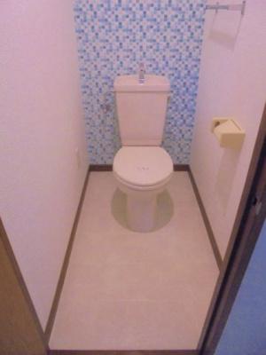 【トイレ】ルミナス湯里