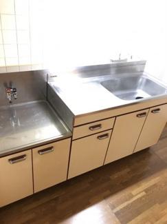 【キッチン】ホワイトセンチュリー三田