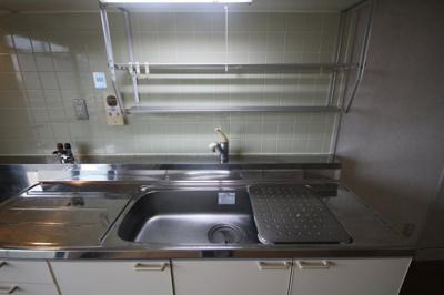 【キッチン】喜多ハイツ21
