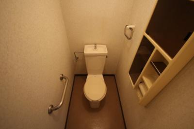 【トイレ】喜多ハイツ21