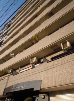 ハイシティ目黒弐番館の外観