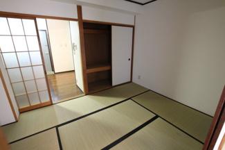 【和室】第三シャトーモリオカ